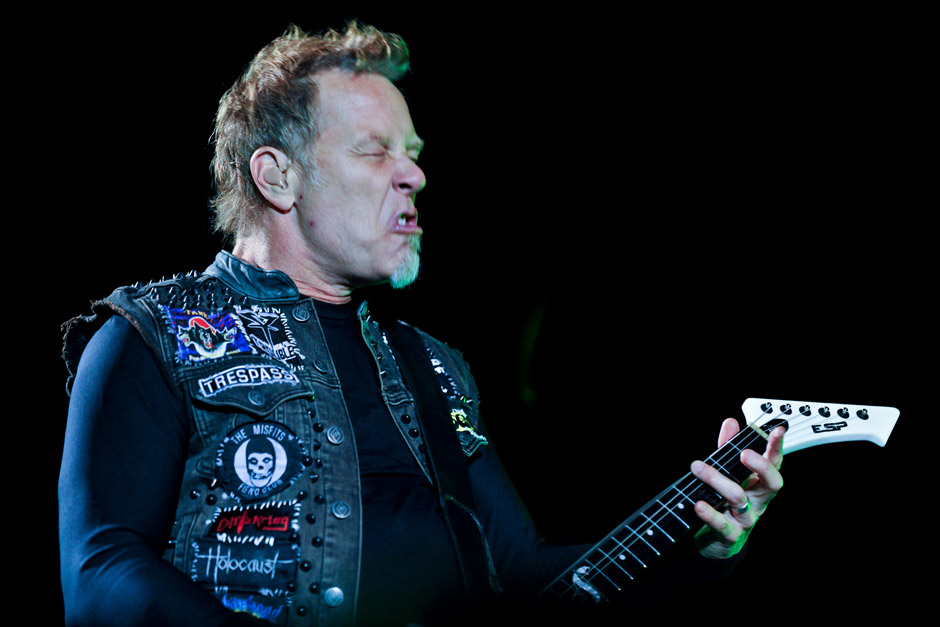 Metallica, Rock am Ring 2012