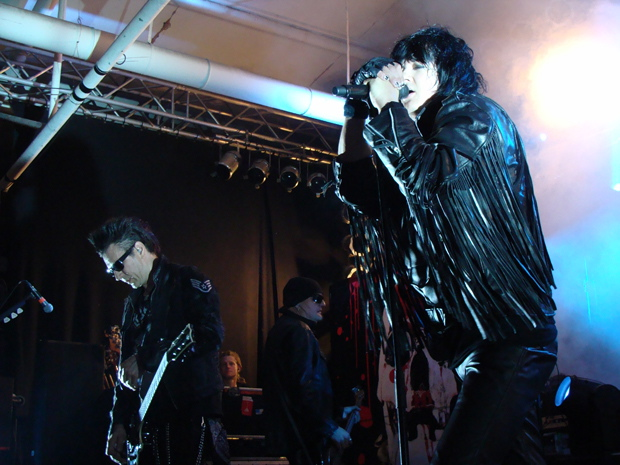 The 69 Eyes live, 12.04.2011 Köln, Essigfabrik