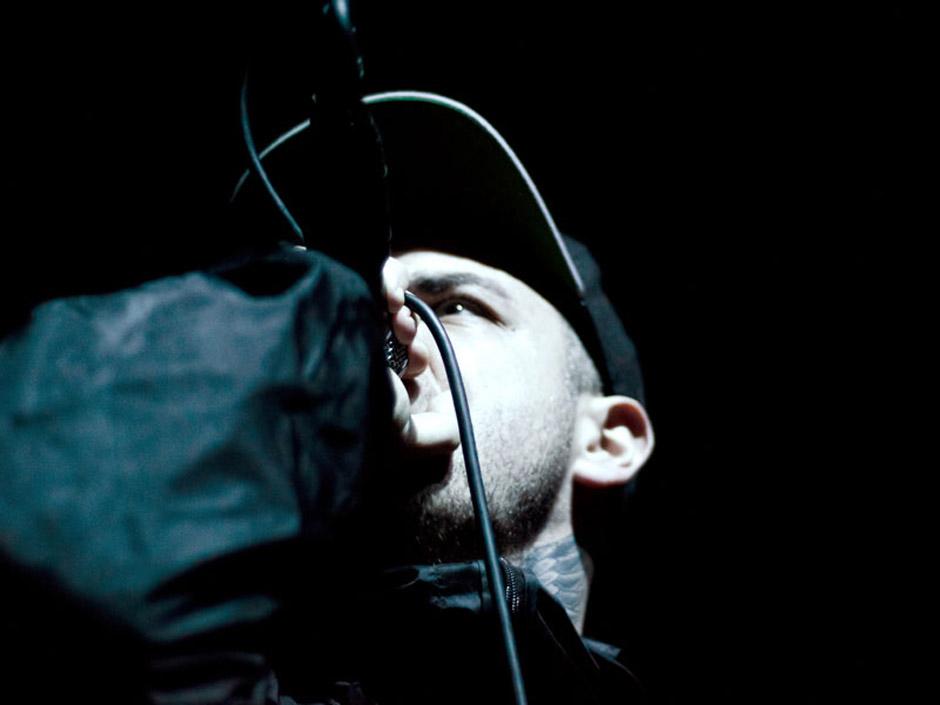 Emmure live, 19.11.2012, Hamburg