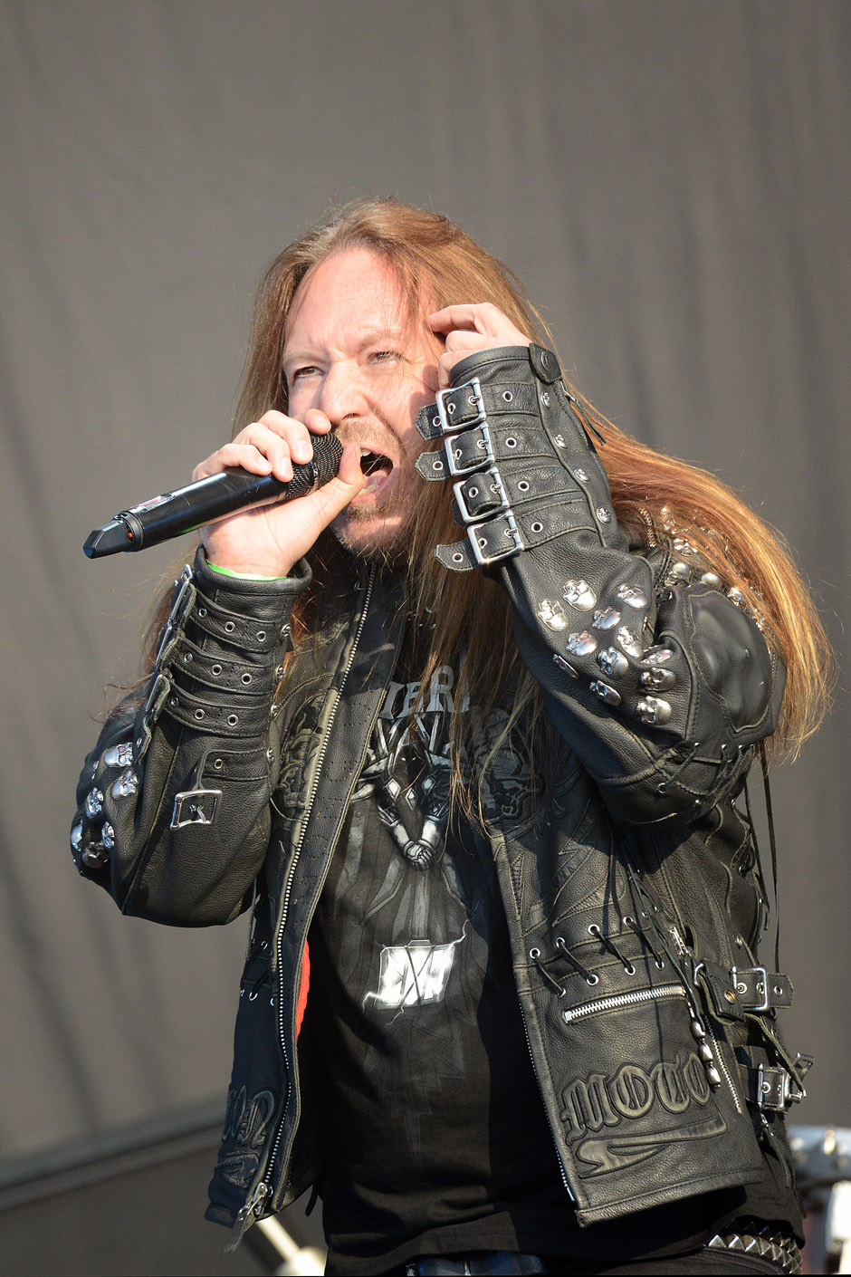 Hammerfall live,  Wacken Open Air 2012