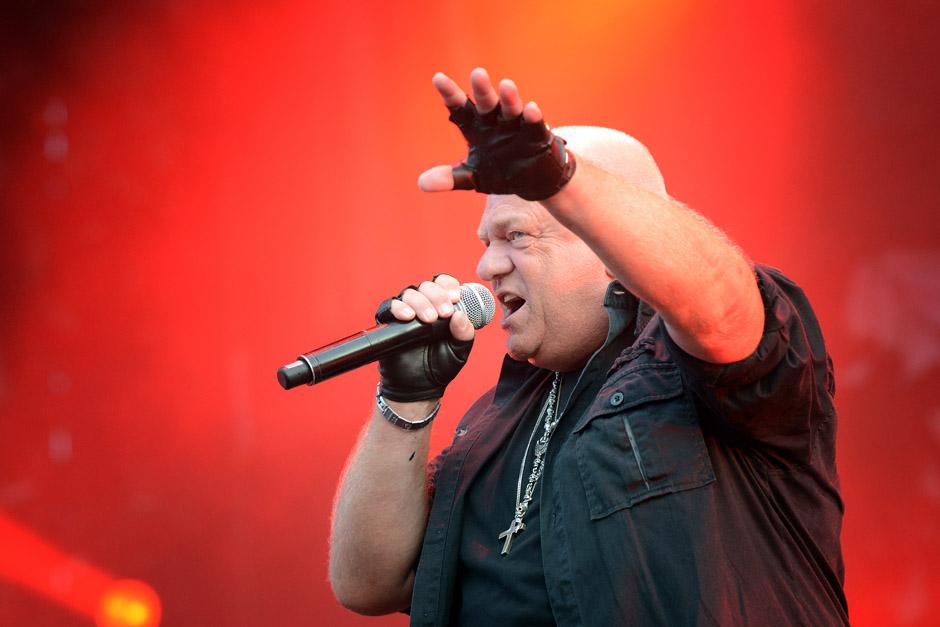 U.D.O. live, Wacken 2012, 02.08.2012