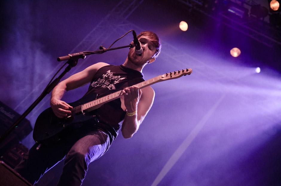 Sylosis live, Wacken Open Air 2012