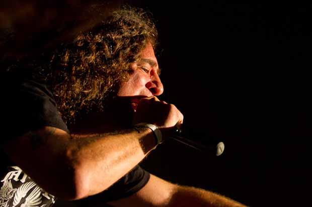 Tankard, live, 03.12.2011 Hamburg, Markthalle