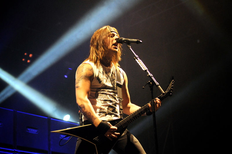 Bullet For My Valentine, Graspop Metal Meeting 2011