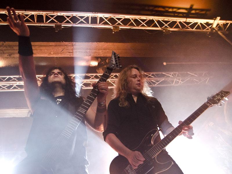 Kreator live, 14.12.2012, Hamburg