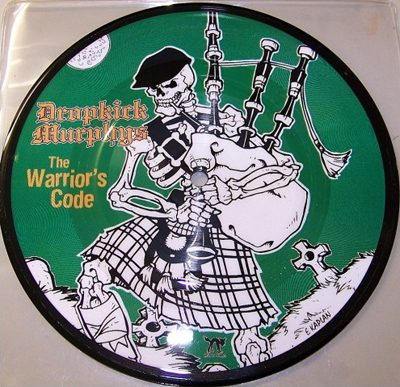 Dropkick Murphys - The Warrior Code