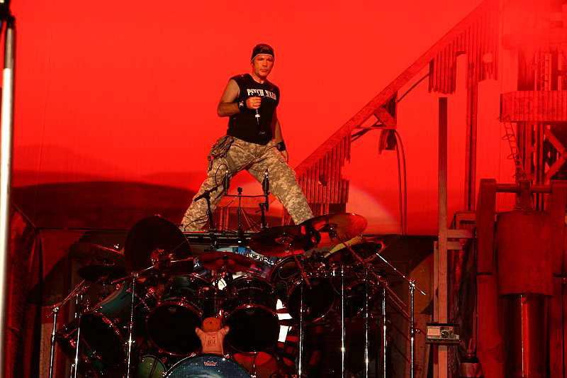 Iron Maiden live, 31.05.2011, München, Olympiastadion