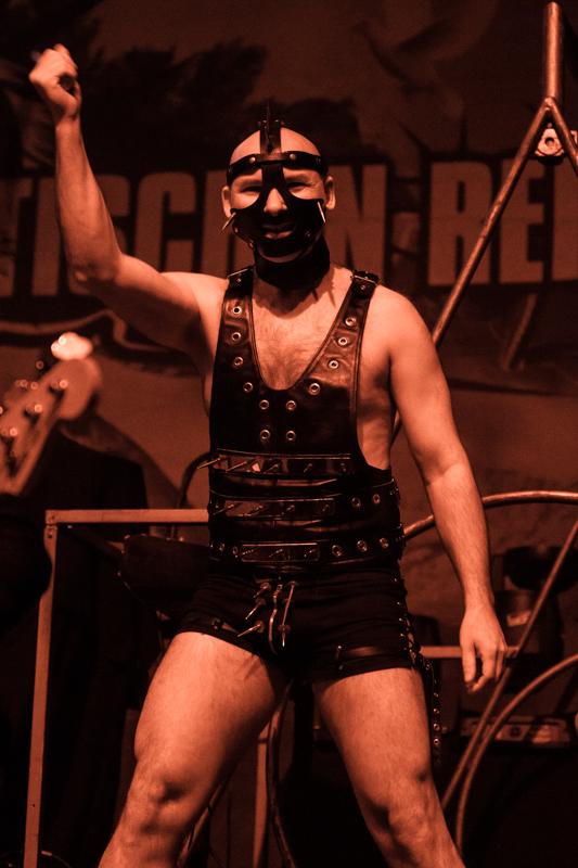 Die Apokalyptischen Reiter live, 29.12.2012, Bremen
