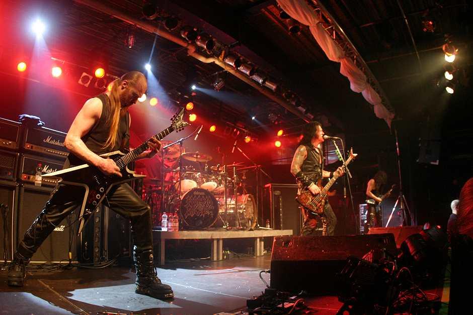 Morbid Angel live, 21.12.2012, München