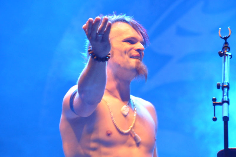 Saltatio Mortis, live, Wacken 2011