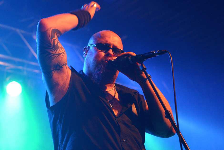 Ohrenfeindt live, 20.12.2012, München, Backstage
