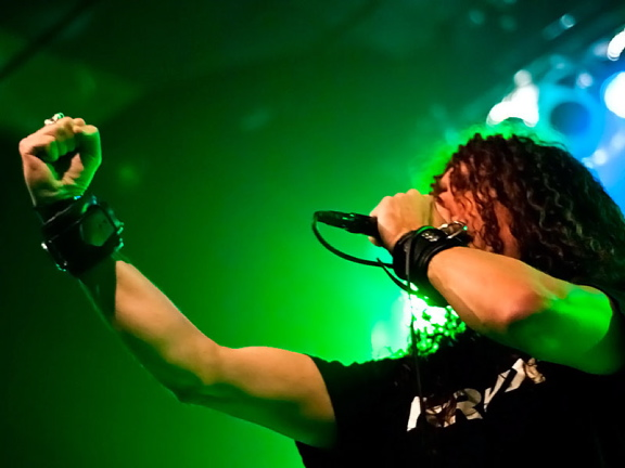 Firewind, live, 20.09.2011 Hamburg, Knust