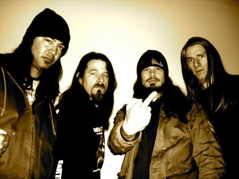 Blackgates - Neue Band mit alten Thrash-Experten