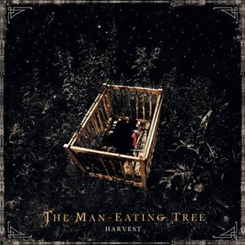 The Man Eating Tree Album-Cover Harvest