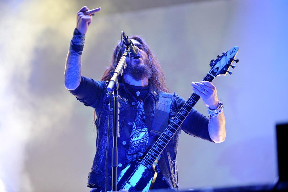 Machine Head live, Wacken Open Air 2012