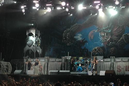 Iron Maiden (c) Schoewe
