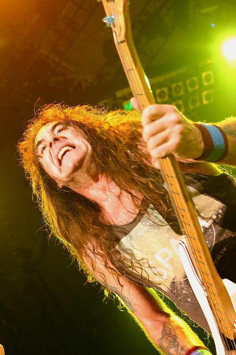 Iron Maiden live, 31.05.2011, München, Olympiahalle