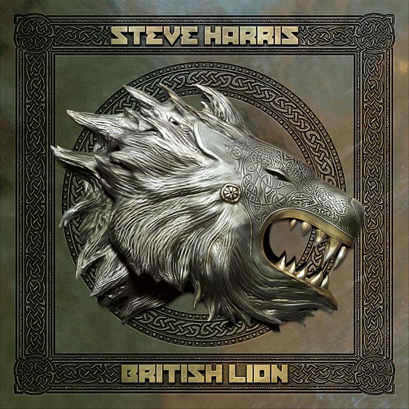 Steve Harris BRITISH LION (2012)
