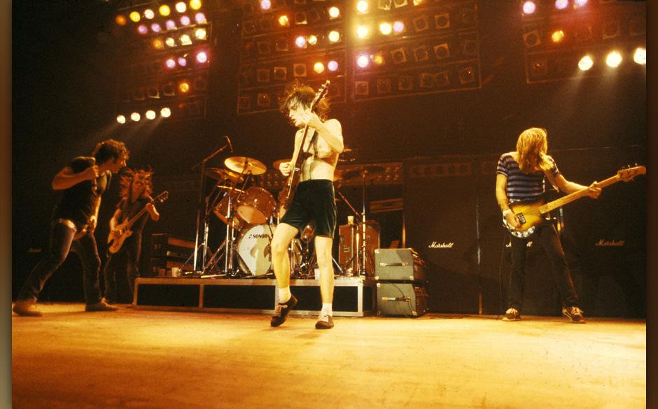 AC/DC1970's© Michael Putland / Retna