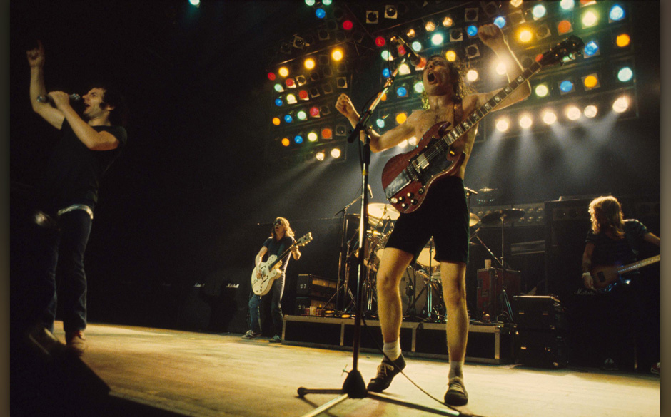 AC/DC 1980s