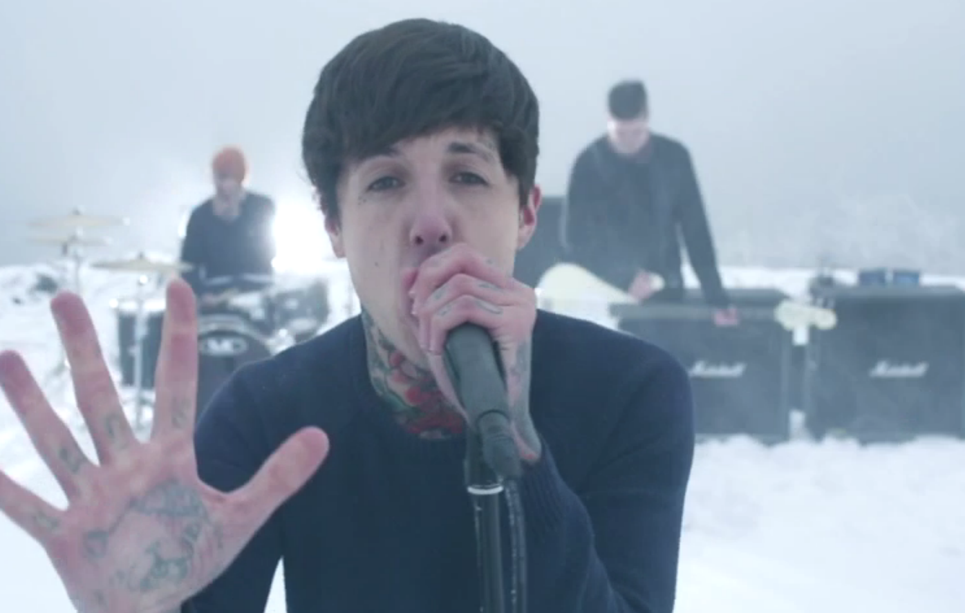 Bring Me The Horizon 'Shadow Moses'-Video aus SEMPITERNAL