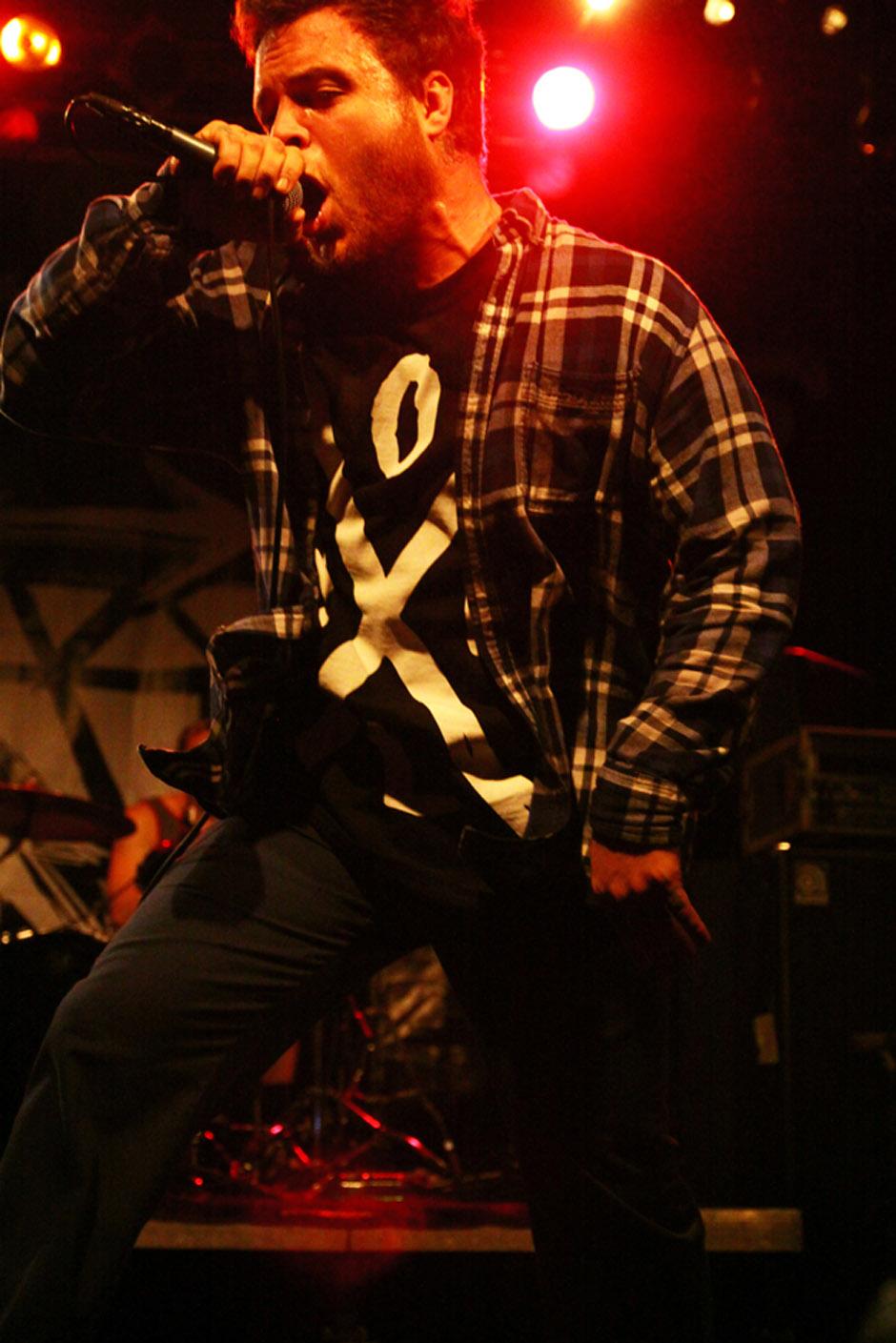 Stick To Your Guns live, 17.01.2013, Stuttgart, LKA Longhorn