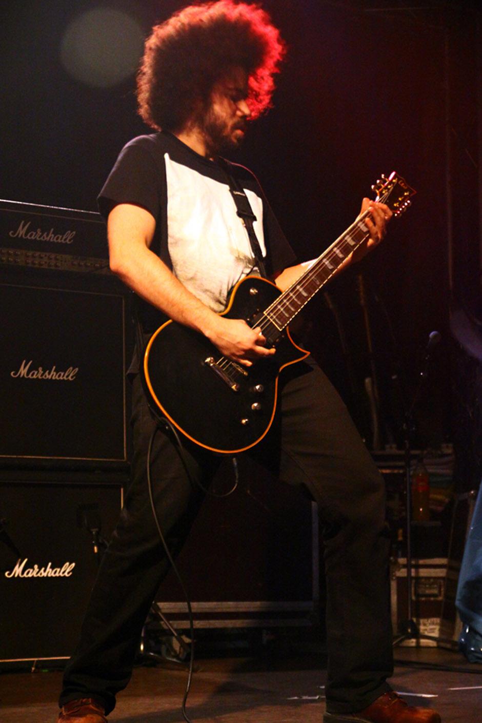 The Acacia Strain live, 17.01.2013, Stuttgart, LKA Longhorn