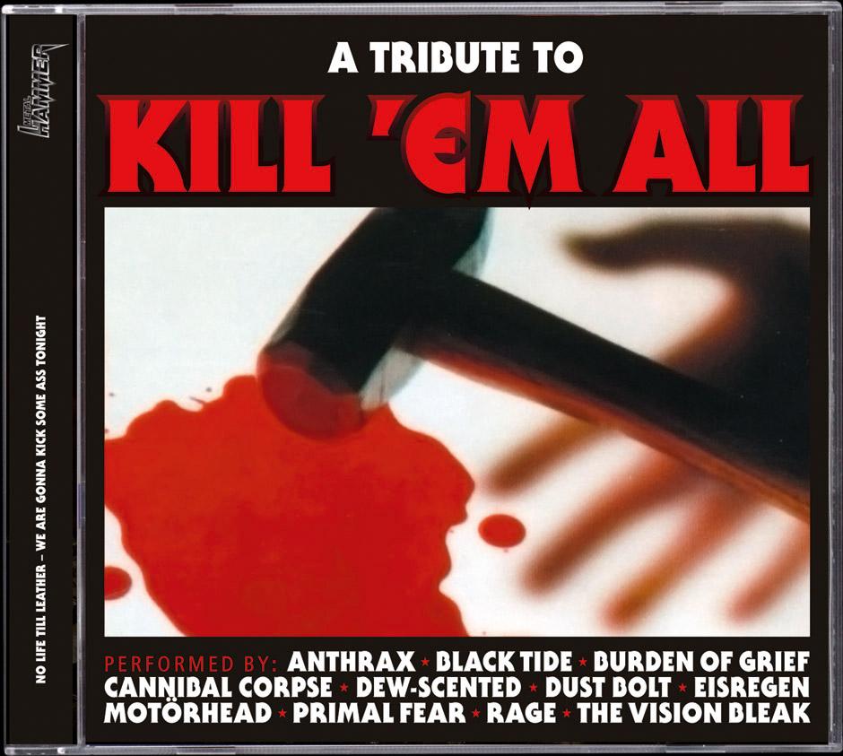 A Tribute To KILL 'EM ALL (2013)