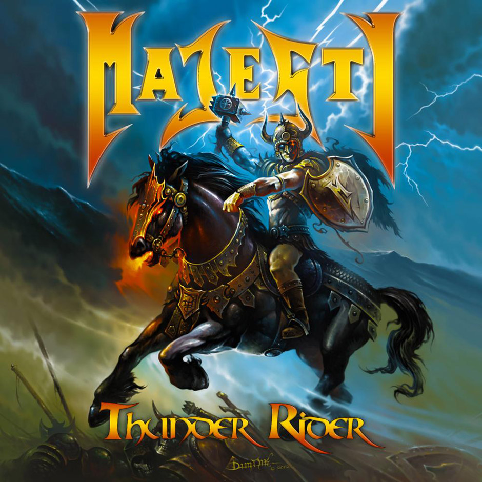 Review in METAL HAMMER 02/2013