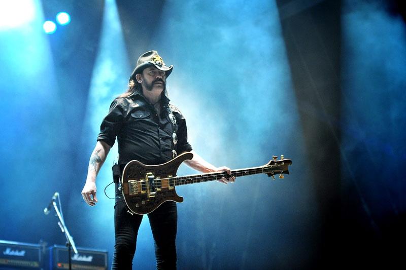 Motörhead, live, Wacken 2011