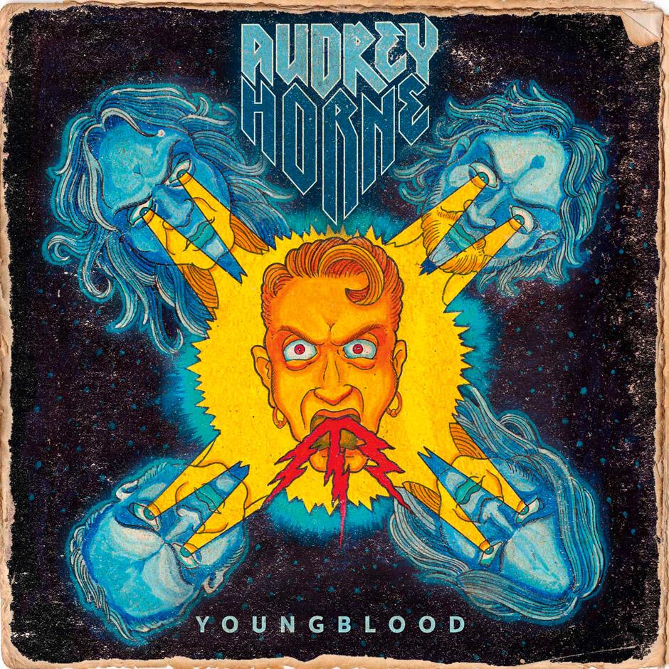 Kommentare zum Album des Monats im Februar 2013 YOUNGBLOOD von Audrey Horne