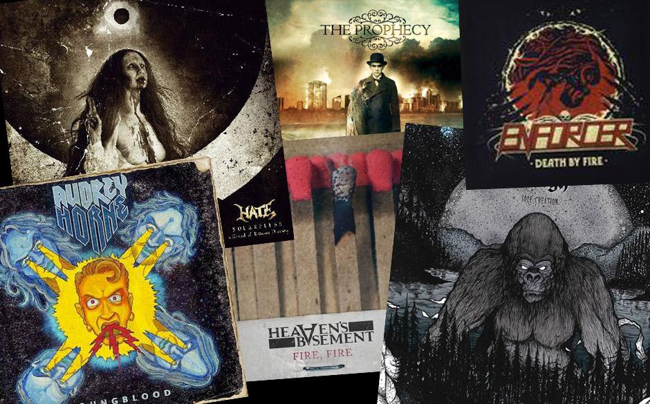 Neue Metal-Alben am 01.02.2013