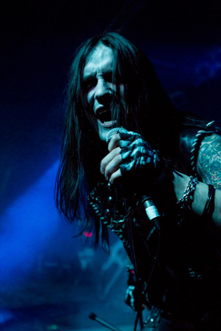 The Fright live, 27.01.2013, Hamburg