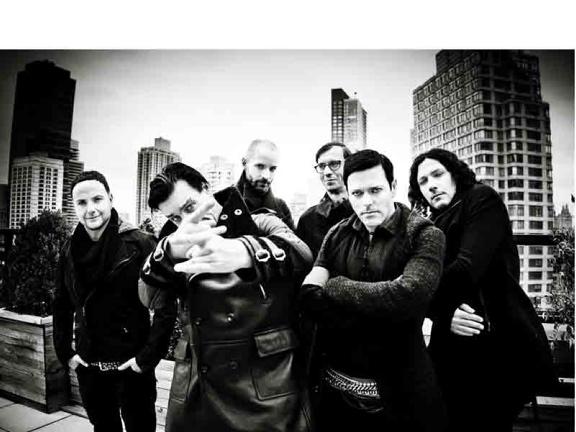 Rammstein 2010, Promo Bild