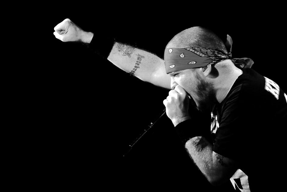 Hatebreed live, 17.01.2013, Stuttgart, LKA Longhorn
