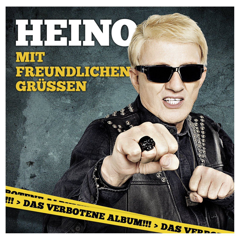 Heino MIT FREUNDLICHEN GRÜSSEN (2013)