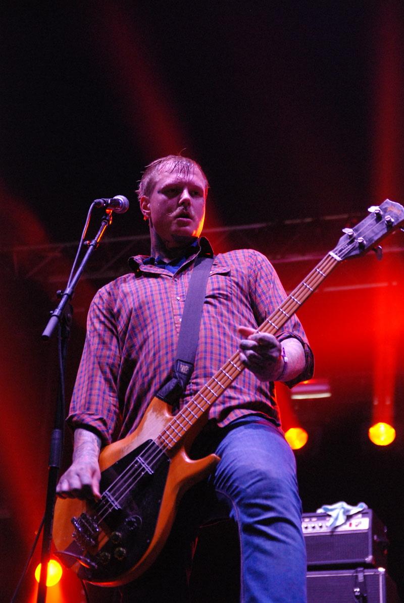 Kvelertak, Graspop Metal Meeting 2011