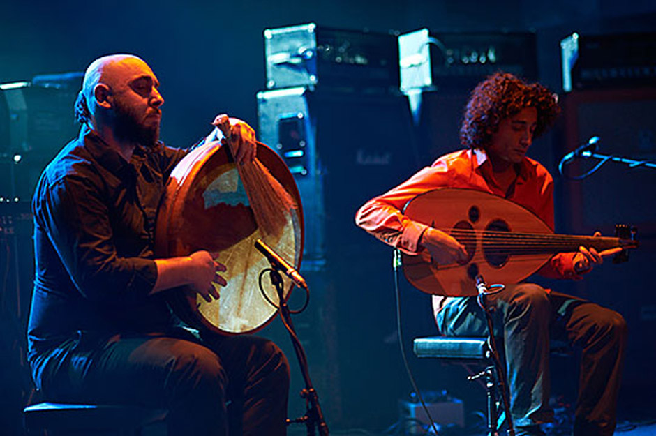 Vasilis live, 03.02.2013, Berlin