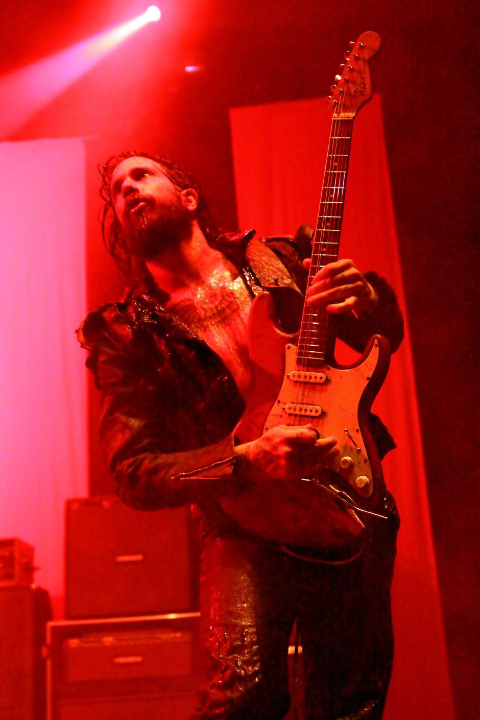The Devils Blood live, Bang Your Head 2012