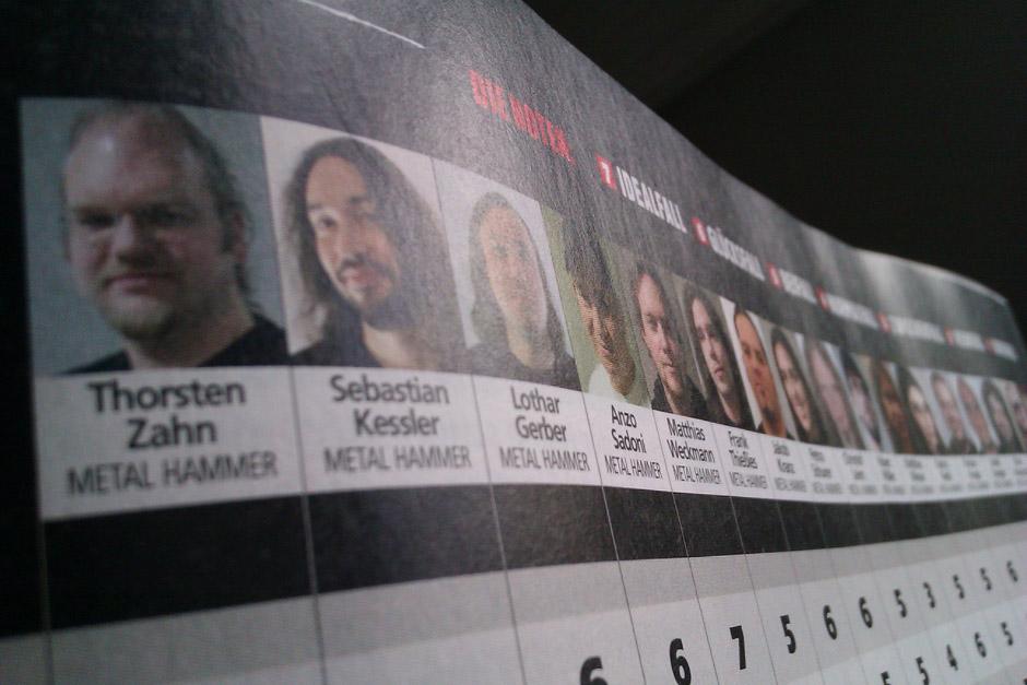 Redaktions-Playlist im November 2012