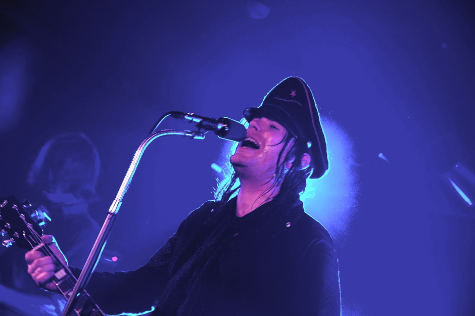 Imperial State Electric live, 27.09.2012, Berlin, Bi Nuu