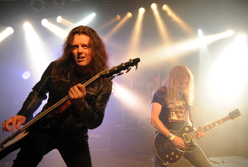 Saxon, Hamburg Metal Dayz 2012