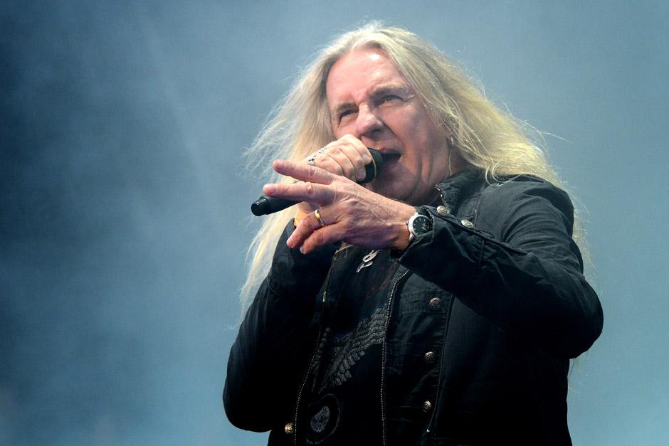 Saxon live, Wacken 2012, 02.08.2012
