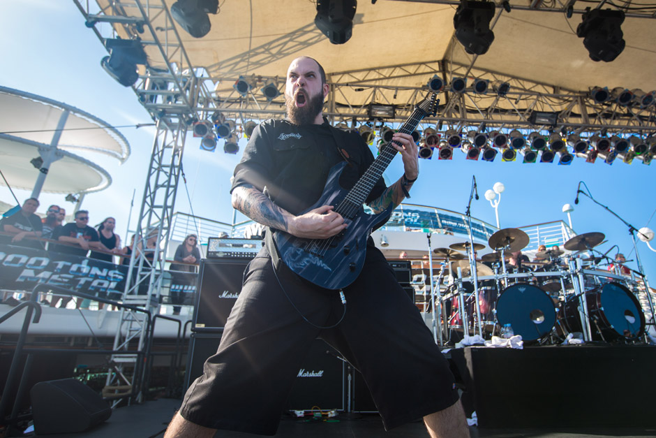 Cryptopsy, 70000 Tons Of Metal 2013