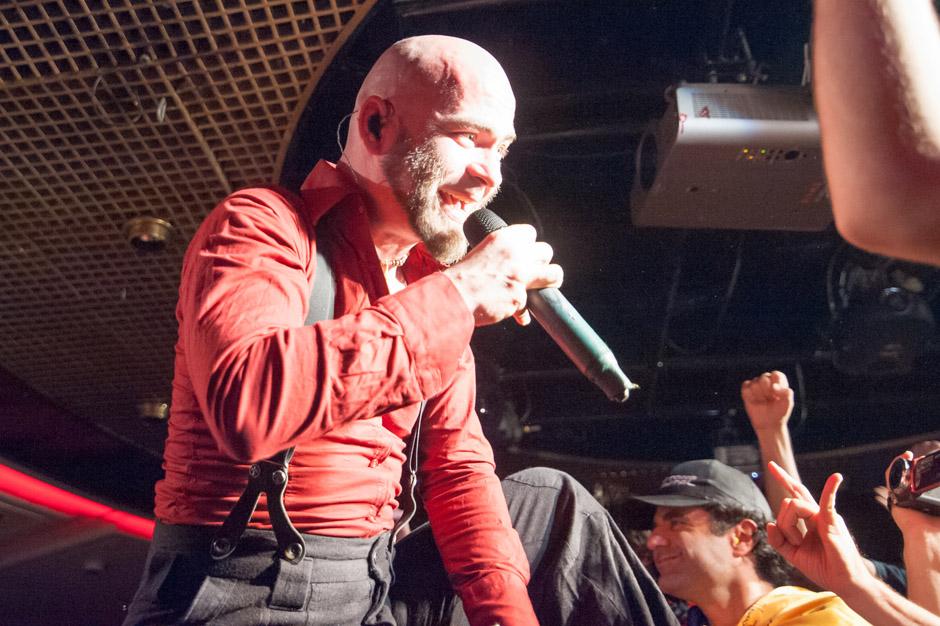 Die Apokalyptischen Reiter, 70000 Tons Of Metal 2013