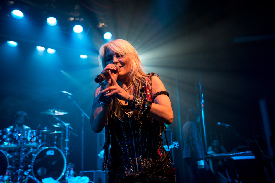 Doro, 70000 Tons Of Metal 2013