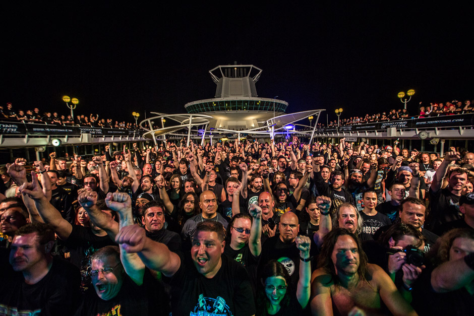 Impressionen, 70000 Tons Of Metal 2013