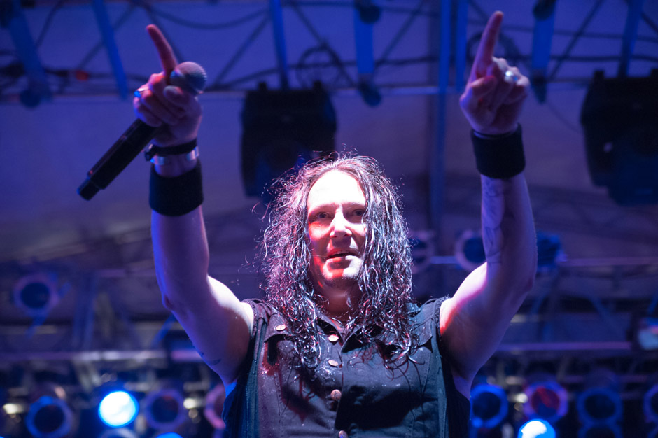 Metal Church, 70000 Tons Of Metal 2013