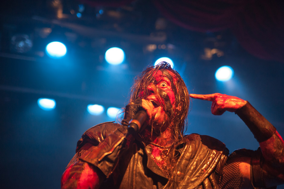 Turisas, 70000 Tons Of Metal 2013
