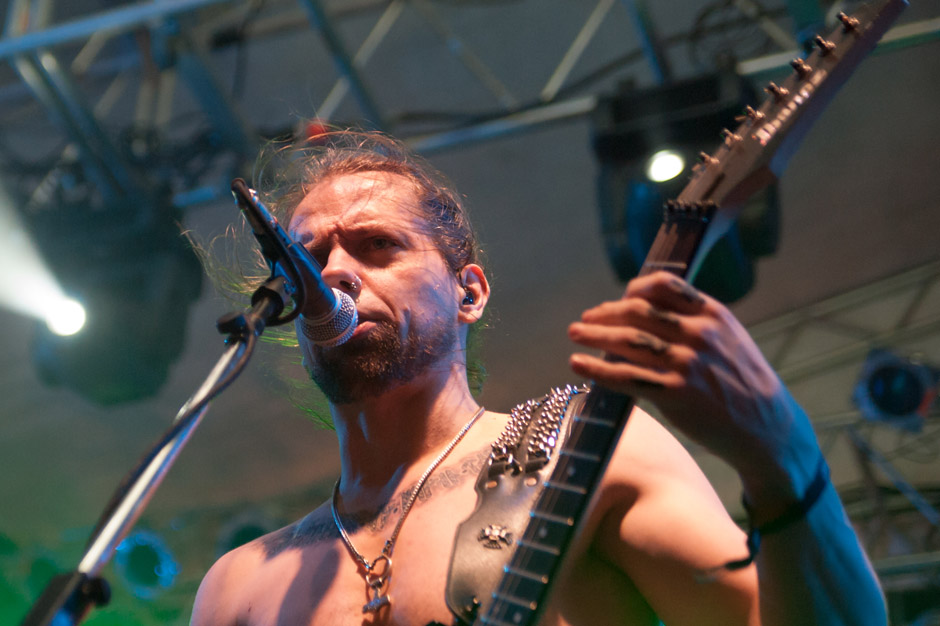 Tyr, 70000 Tons Of Metal 2013